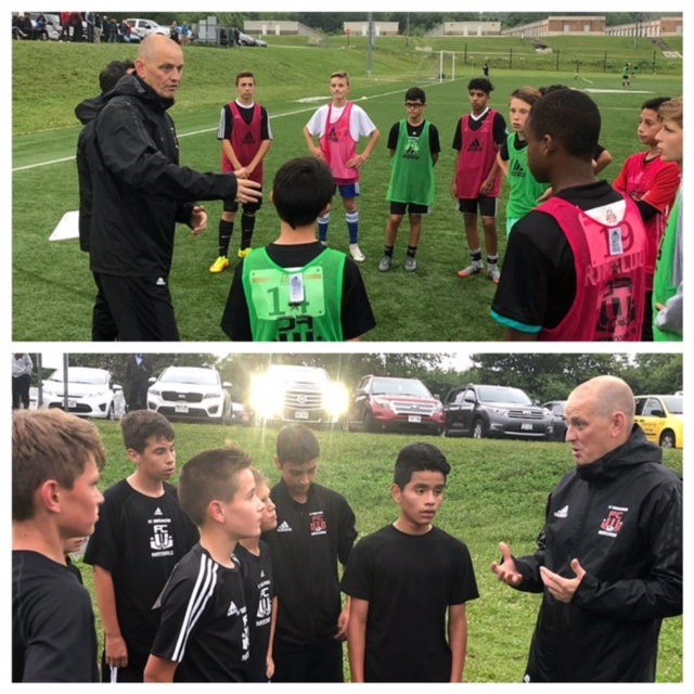 Getting to Know New FC Wisconsin Coach and Former Premier League Player Neil Tolson