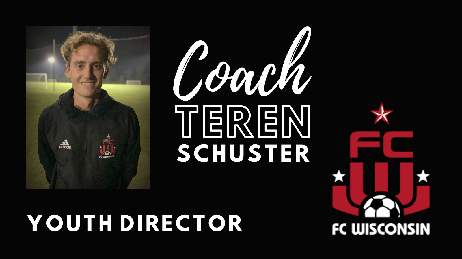 Schuster Promoted to Youth Director Position