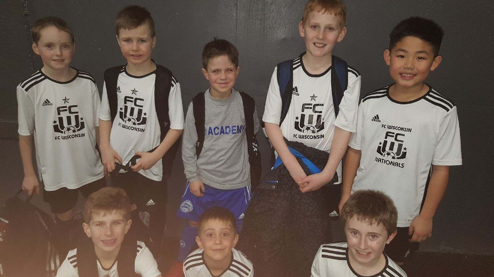 Junior Academy Futsal 2019 Champions League Winner