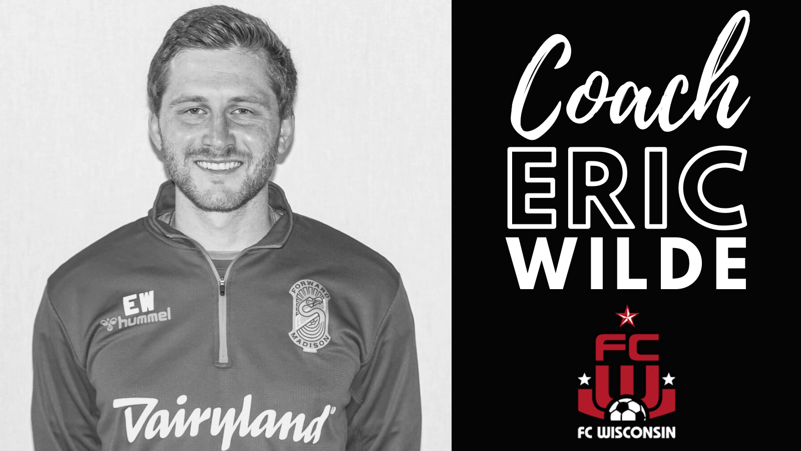 Coach Eric Wilde Promoted to Full-time Coaching Position
