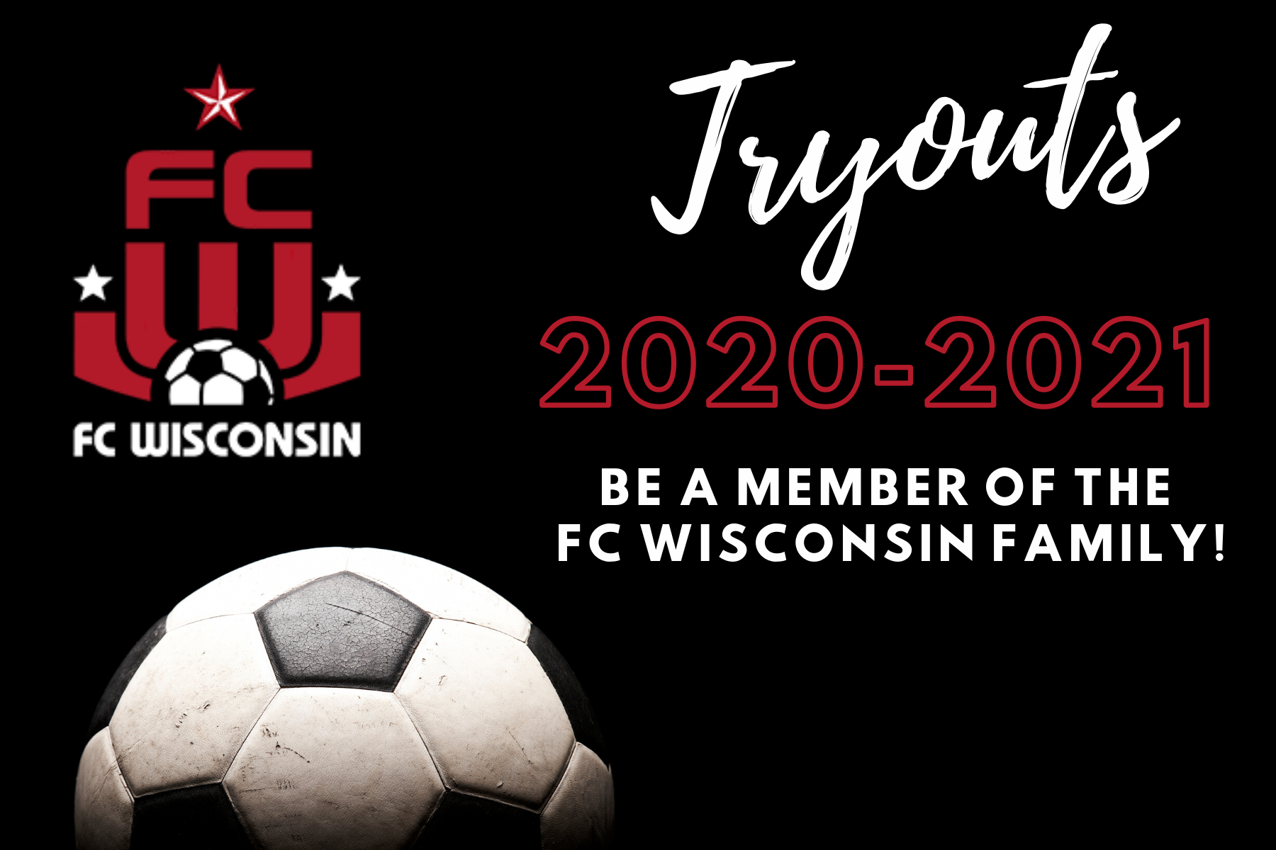 Tryouts 2020-2021