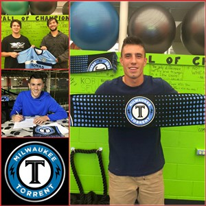 FC Wisconsin Alums Sign with Milwaukee Torrent